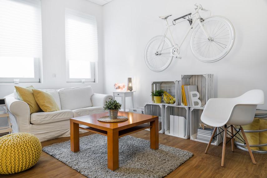 Aranżacja małego mieszkania