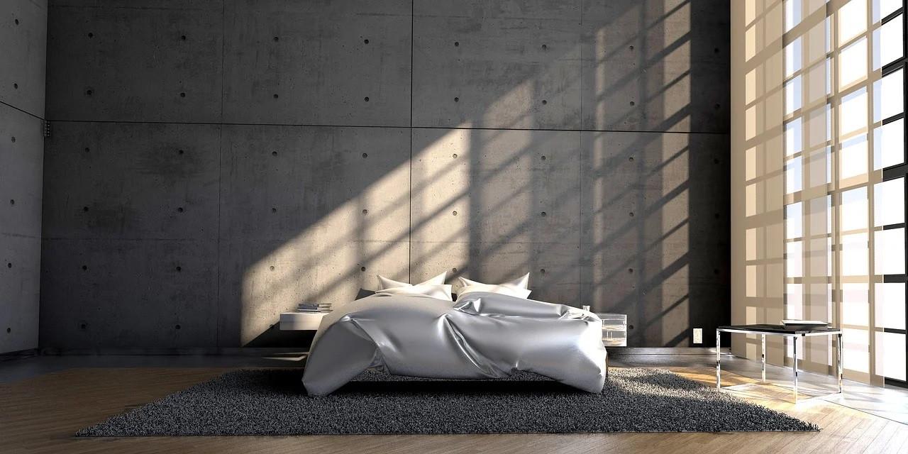 Designerski beton architektoniczny na ścianę
