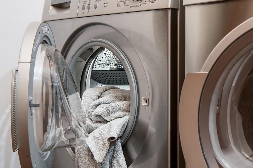 Jak wyczyścić pralkę - domowe sposoby