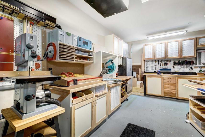 Wyposażenie garażu i piwnicy - jak skompletować i na co zwrócić uwagę?