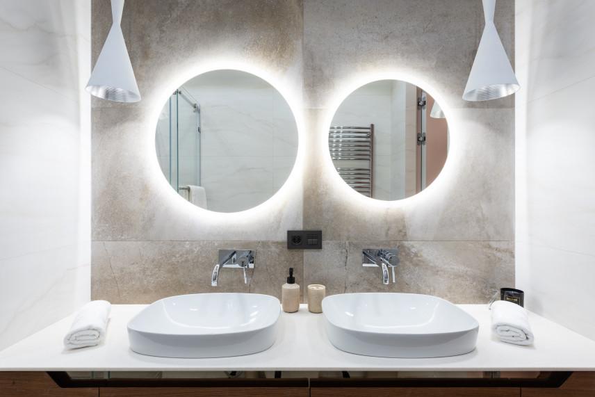 Idealne oświetlenie do łazienki