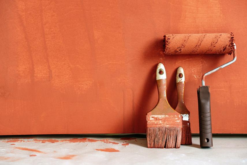 Radzimy jakie farby wybrać do malowania ścian