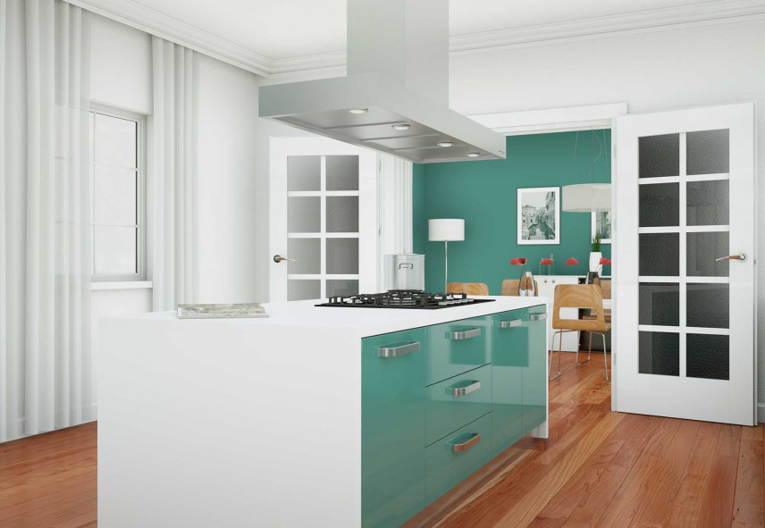 Jakie kolory do kuchni są obecnie najmodniejsze?
