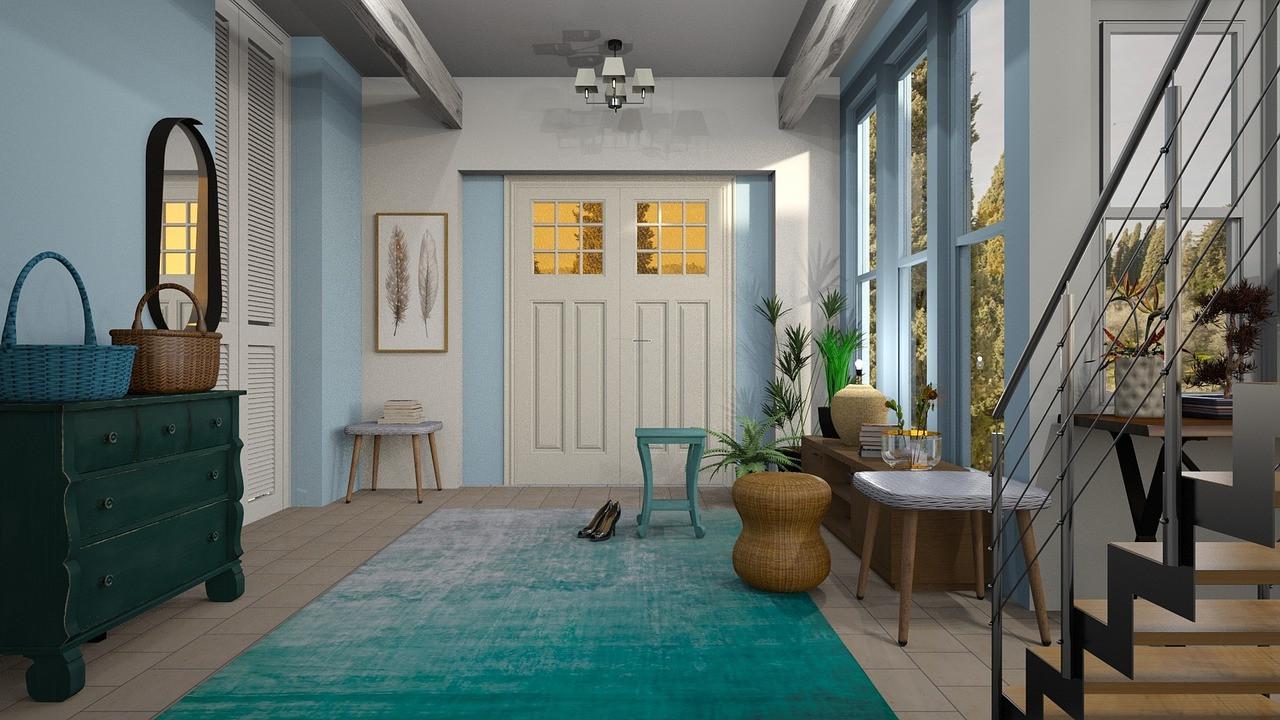Jaki kolor do przedpokoju i korytarza - jak pomalować przedpokój?