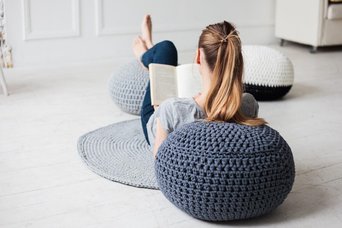 Jak obić, tapicerować pufę - skuteczne metamorfozy