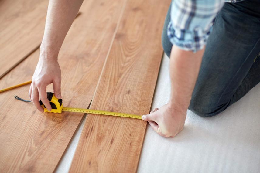 Jak kłaść panele podłogowe?