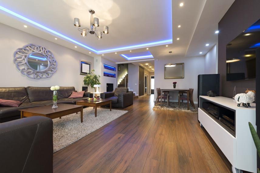 Jak zamontować sufit podwieszany?