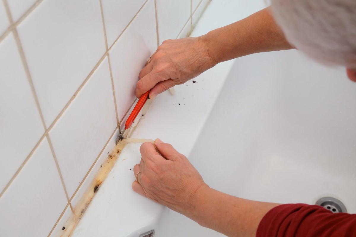 Jak usunąć silikon ze ściany lub z ubrania?