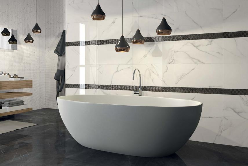 Łazienka w stylu artDeco
