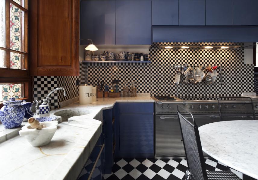 Kafelki w  kuchni
