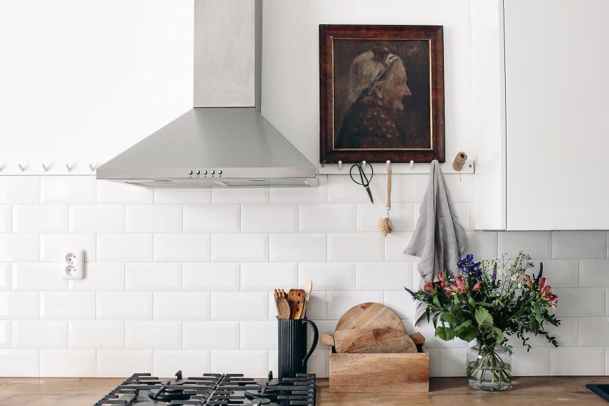 Kuchnia z obrazem
