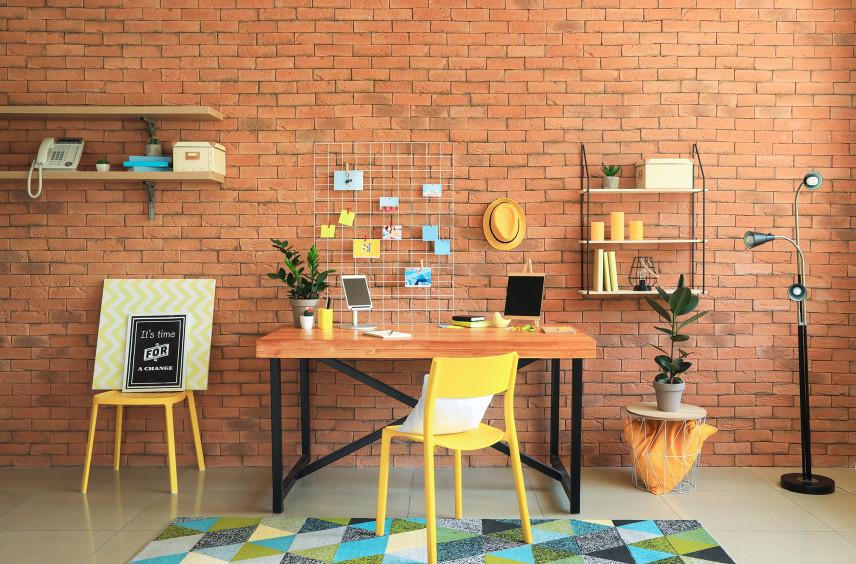 Designerski pokój młodzieżowy