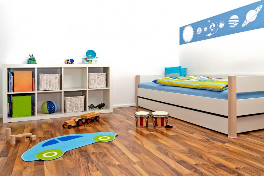 Naklejka na ścianę w pokoju dziecięcym