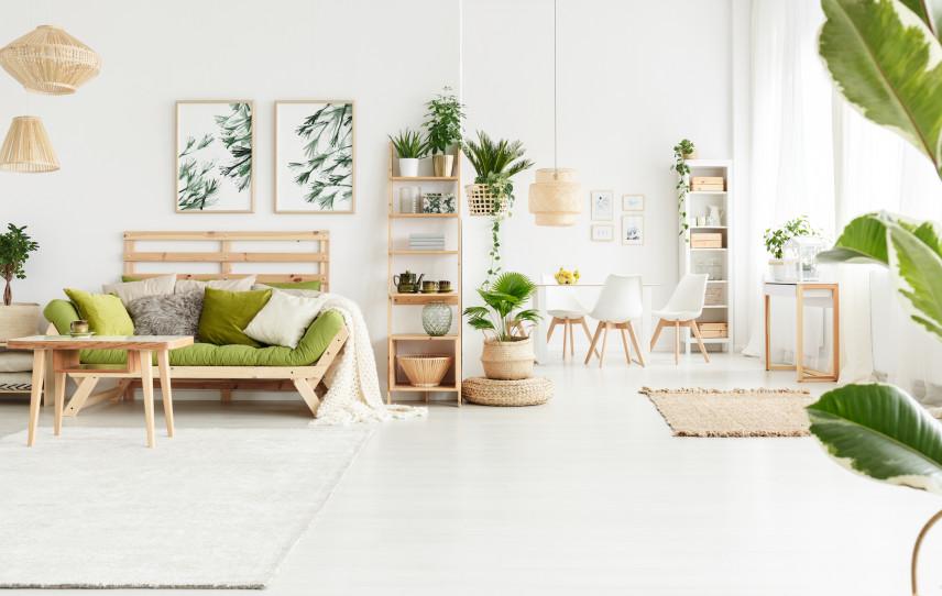 Plakaty z motywami roślinnymi