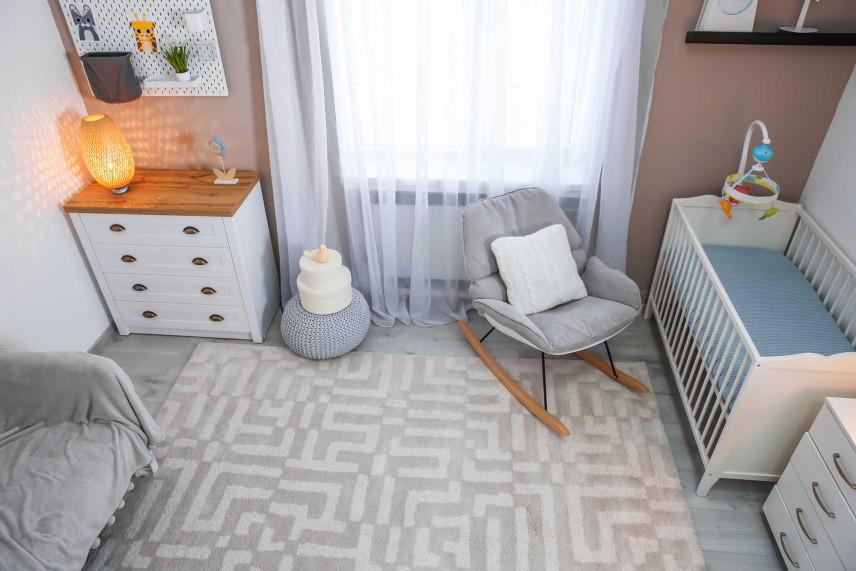Mały pokój dla noworodka