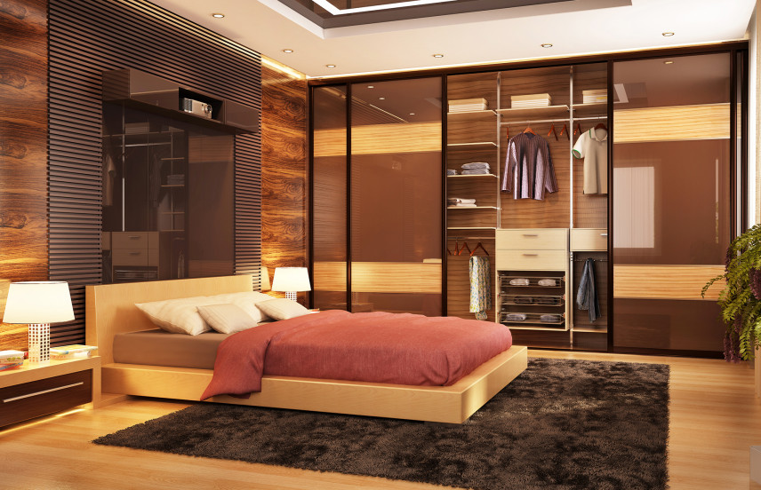Projekt przestrzennej garderoby