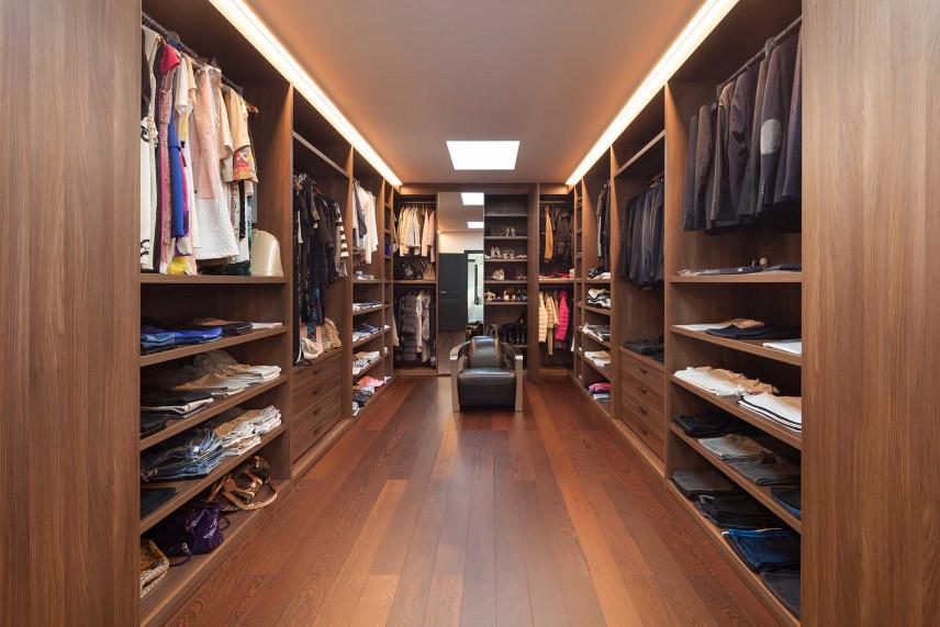Przestrzenna garderoba