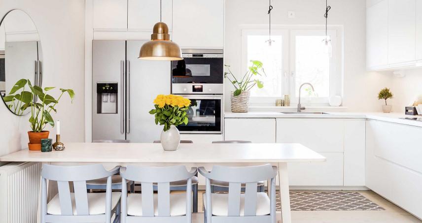 Mały stół do małej kuchni