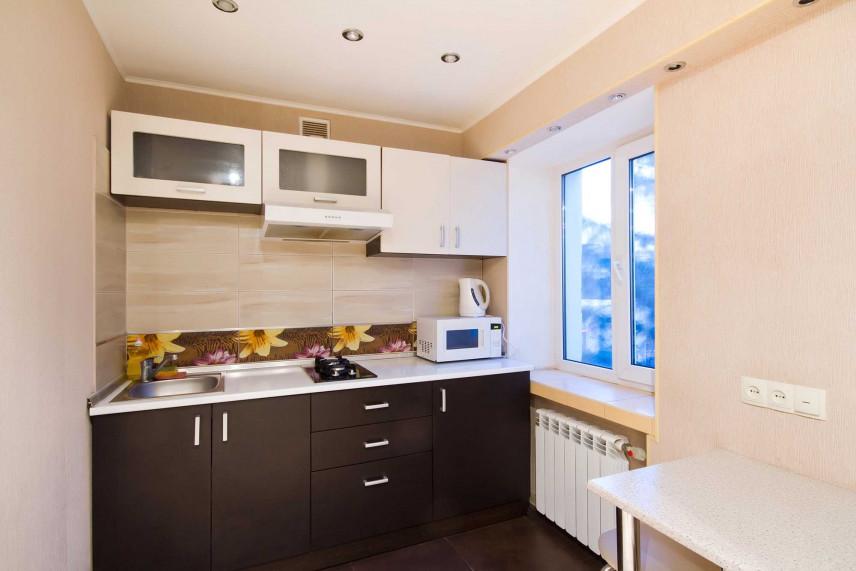 Zabudowana kuchnia