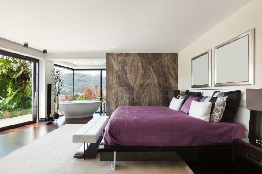 Pomysł na aranżacje sypialni