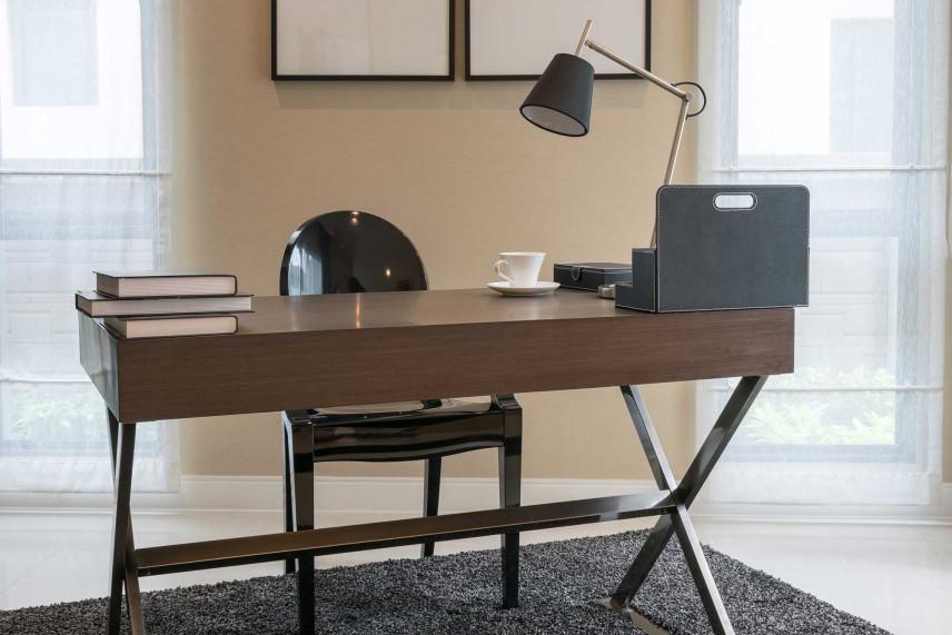 Klasyczne biuro w domu
