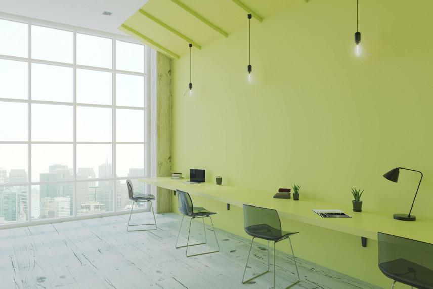 Otwarta przestrzeń biurowa