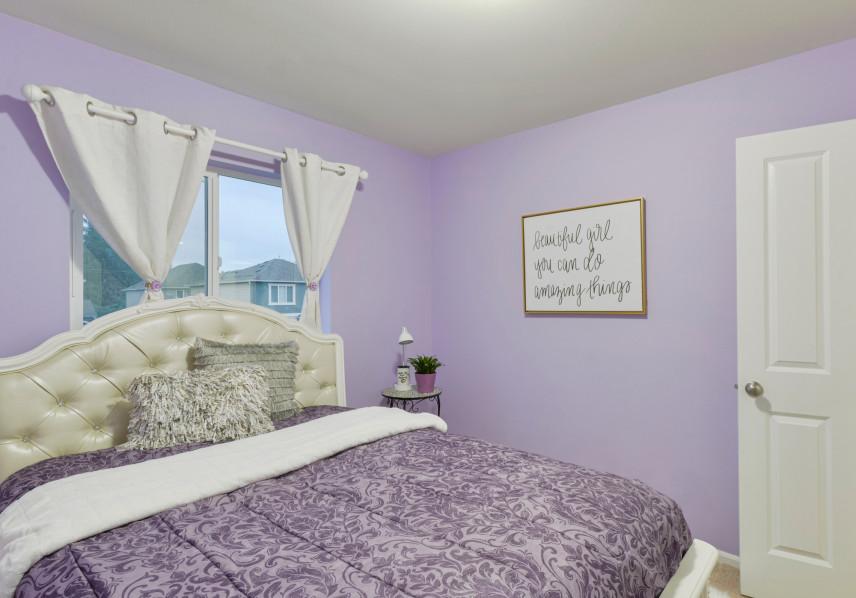 Projekt prowansalskiej sypialni