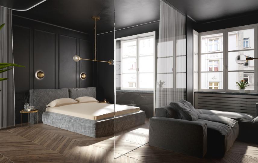 Sypialnia łączona