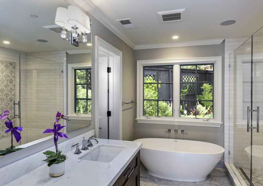 Projekt designerskiej łazienki