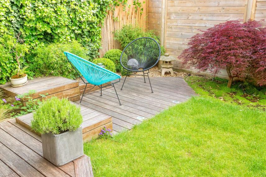 Ogród dla leniwych