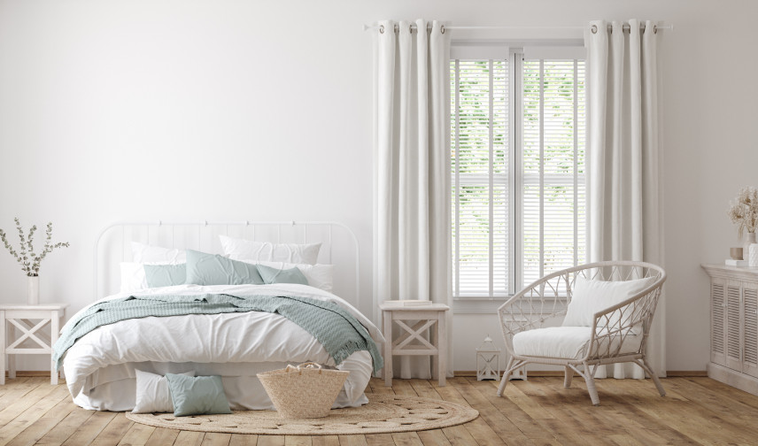 Kolor ścian biały