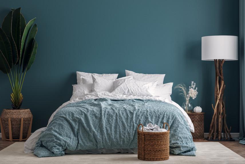 Klimatyczna sypialnia