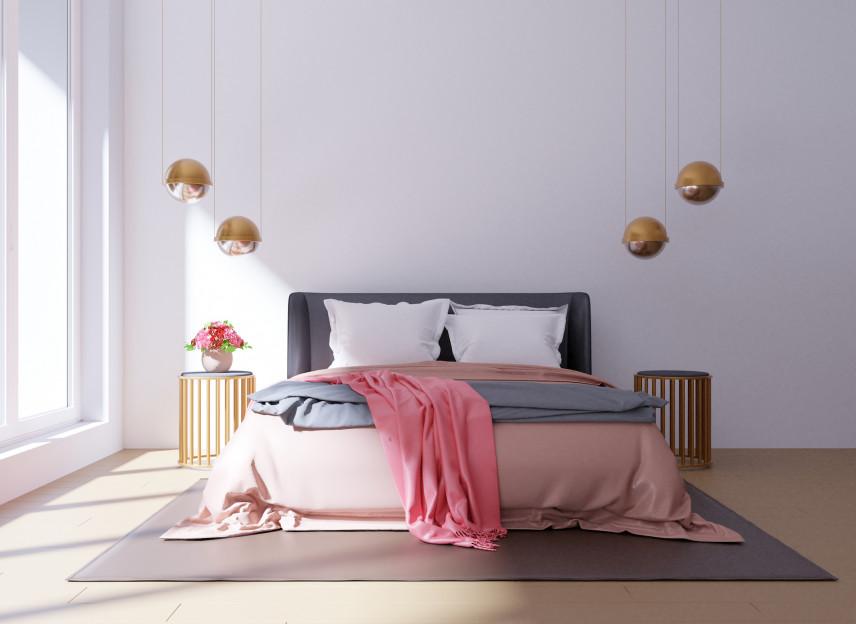 Lampy wiszące w stylu glamour