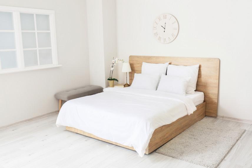 Projekt skromnej sypialni
