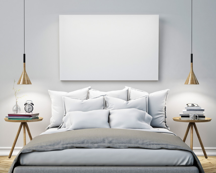 Modne szafki nocne w sypialni