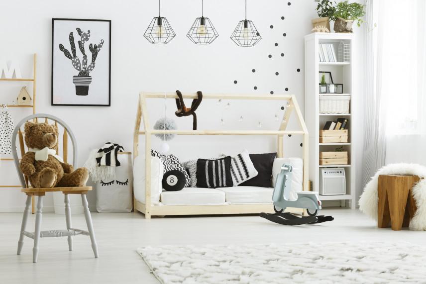 Sypialnia dla małego dziecka
