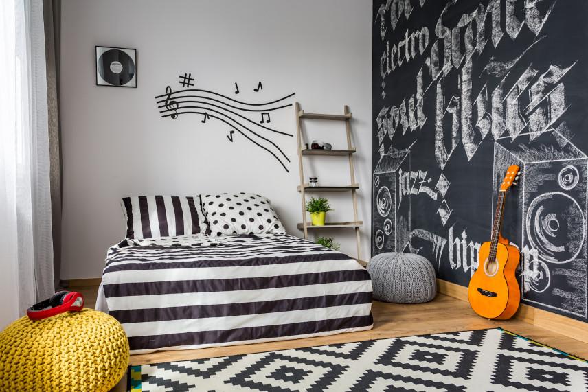 Muzykalna sypialnia