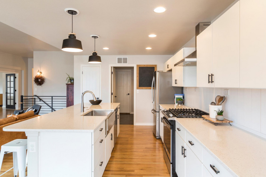 Kuchnia na piętrze