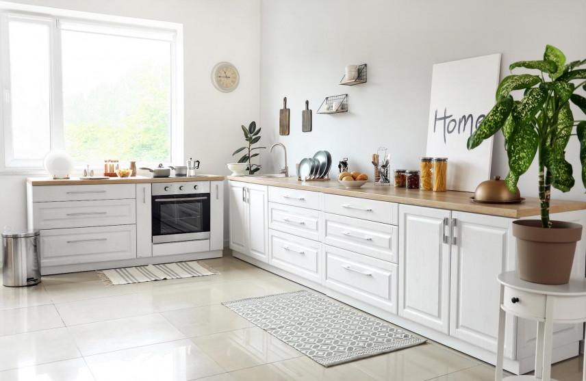 Projekt kuchni klasycznej