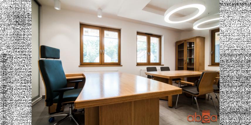 Aranżacja biura w stylu nowoczesnym