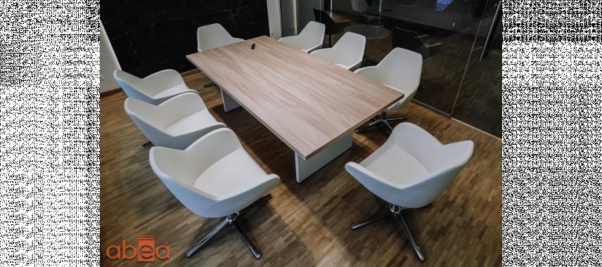 Projekt pomieszczenia do spotkań z pracownikami