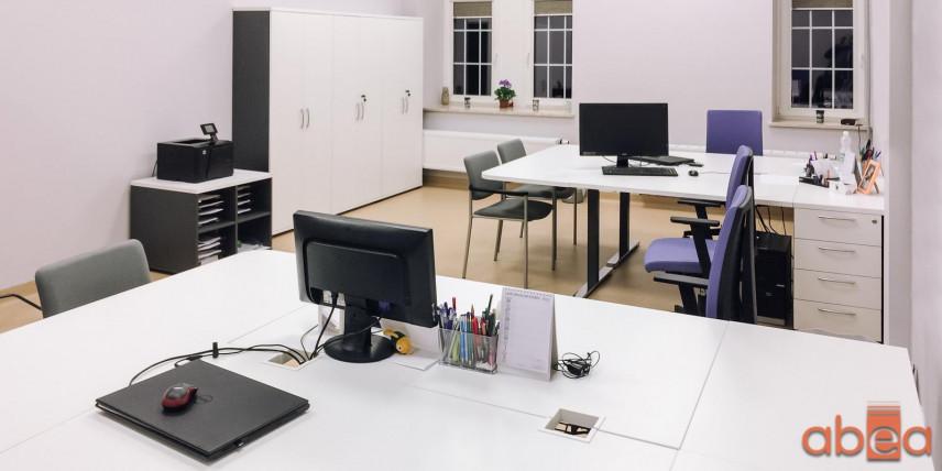 Projekt pomieszczenia biurowego