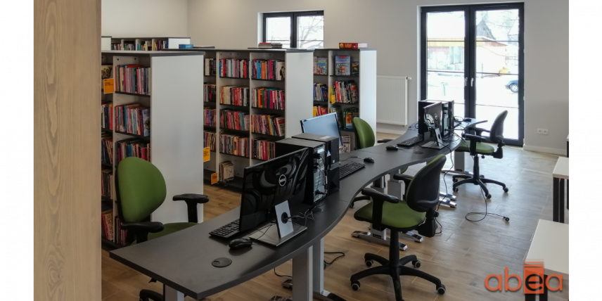 Projekt biblioteki