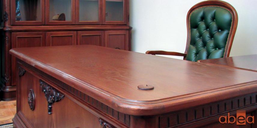 Aranżacja gabinetu prawnika