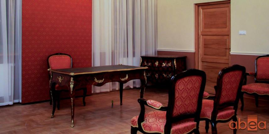 Aranżacja gabinetu w stylu nowoczesnym