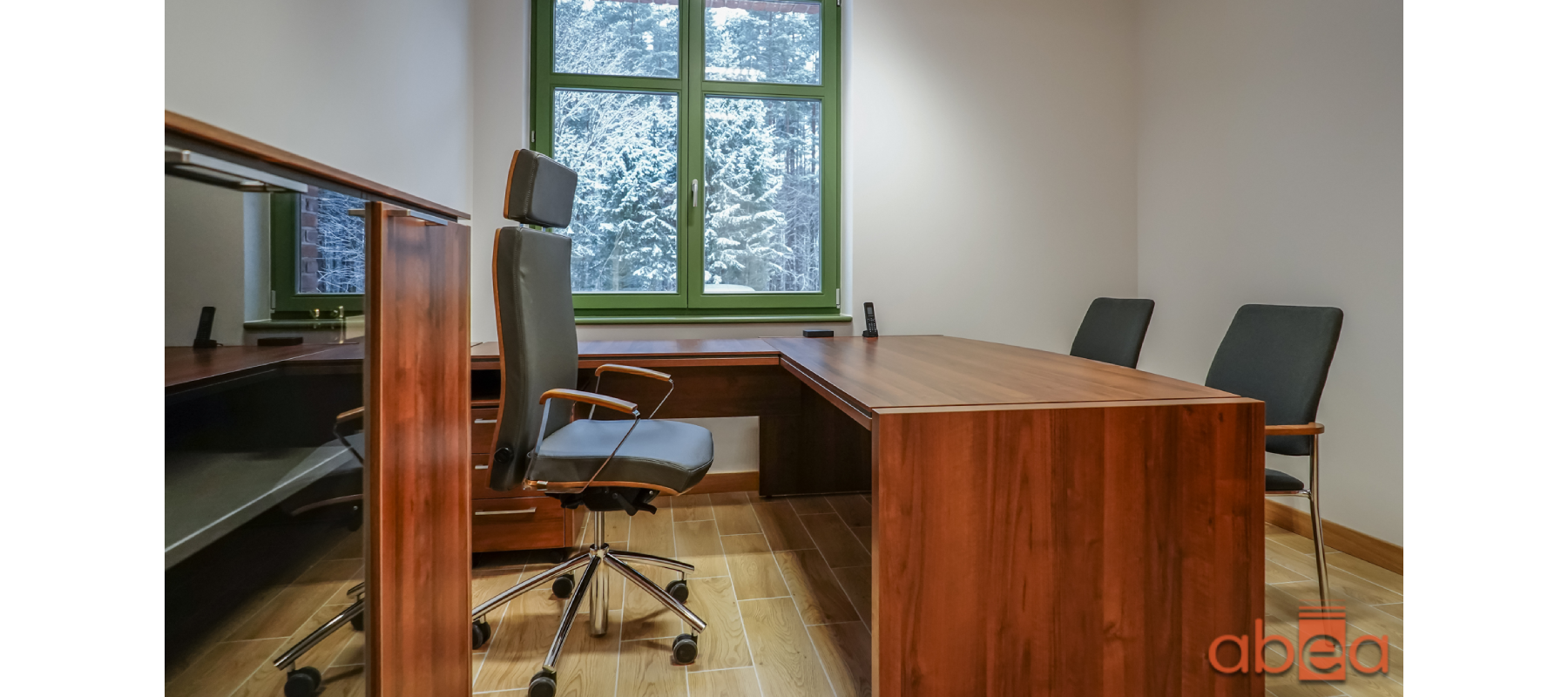 Projekt biurka do pracy