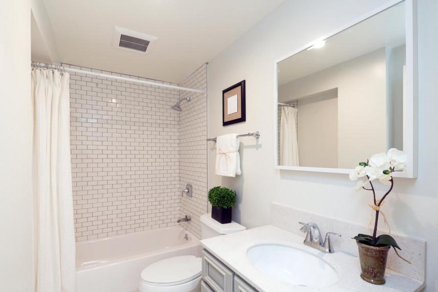 Projekt łazienki w stylu klasycznym