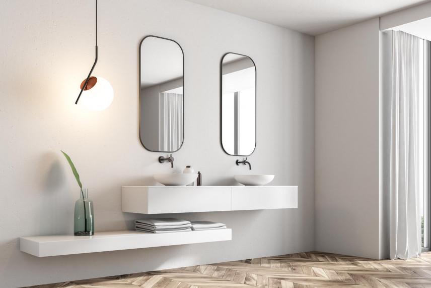 Aranżacja modnej łazienki
