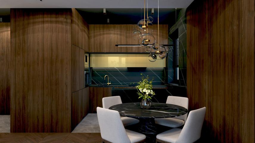 Modne lampy w mieszkaniu