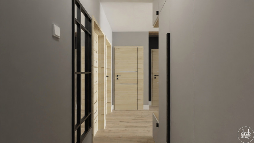 Szary korytarz